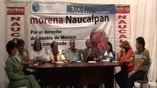 CANDIDATOS DE MORENA EN EL PARLAMENTO SOCIAL NACIONAL, ISABEL DEL CORRO,de XOCHIMILCO