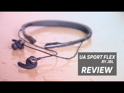 Under Armour and JBL team up again for the new Sport Wireless Flex [Full Review]