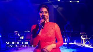 SHUDHU TUI | VILLAIN | TRISSHA CHATTERJEE LIVE AT DHAKA BANGLADESH | mp3 song download