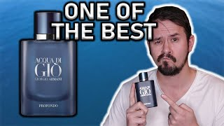 GIORGIO ARMANI ACQUA DI GIO PROFONDO - ONE OF THE BEST NEW FRAGRANCE FLANKERS