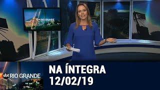 SBT Rio Grande 2ª edição - 12/02/19 - programa completo