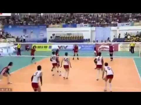 Trần Thị Thanh Thúy - VTV Cup 2015 (Chuyên Trang Bóng Chuyền Việt Nam)