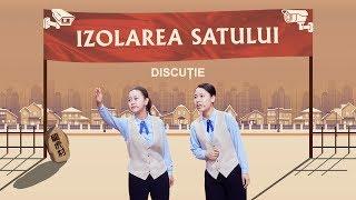 """Spectacol de varietăți creștin """"Izolarea satului"""" (Replici) experiență oribilă despre predică"""