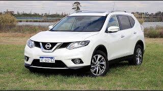Nissan X-Trail Exclusive CVT AWD - Test - Matías Antico - TN Autos