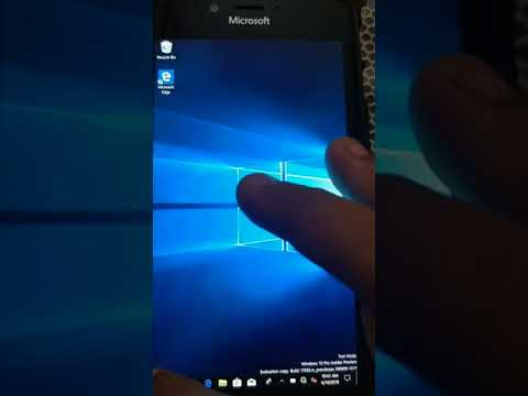 Windows 10 PC(ARM) on Lumia: Applications: System apps