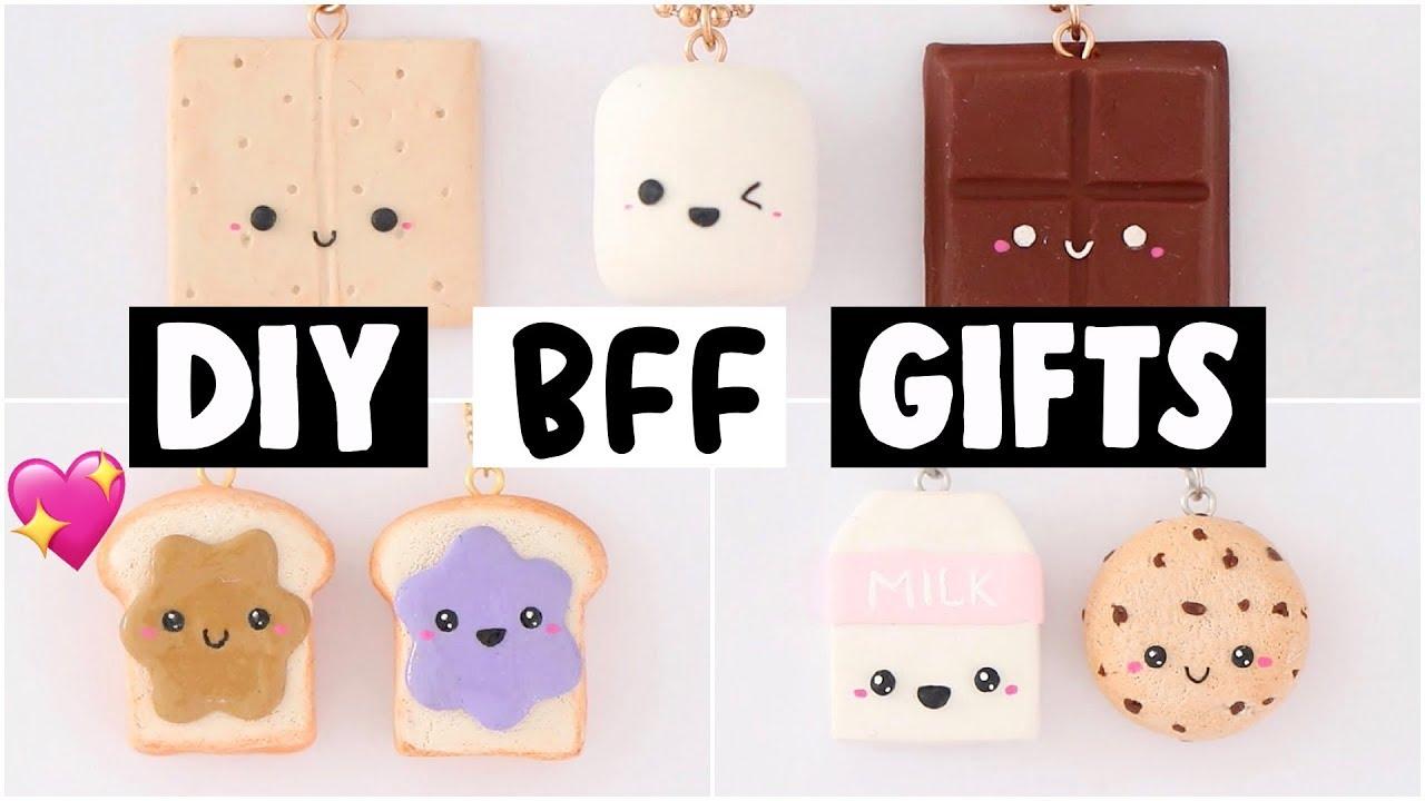 Making 7 Amazing Bff Diys Squad Gift Ideas