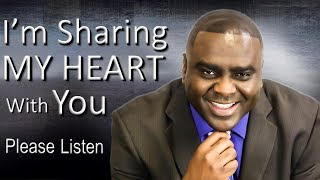I'm Sharing My Heart with You!!!