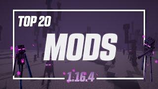 Top 20 Mods para Minecraft 1.16.4