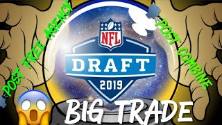 2019 NFL 2 Round Mock Draft   Post Free Agency Edition  ***Cowboys Trade Olinemen****