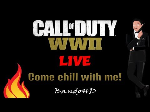 PLAYING COD WW2 // GRINDING // MASTER PRESTIGE // ROAD TO 1K SUBS