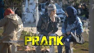 مقلب التصرف كالمجانين   bs one prank