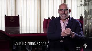 Rojo - Azul | Entrevista al arquitecto Antonio Vaíllo.