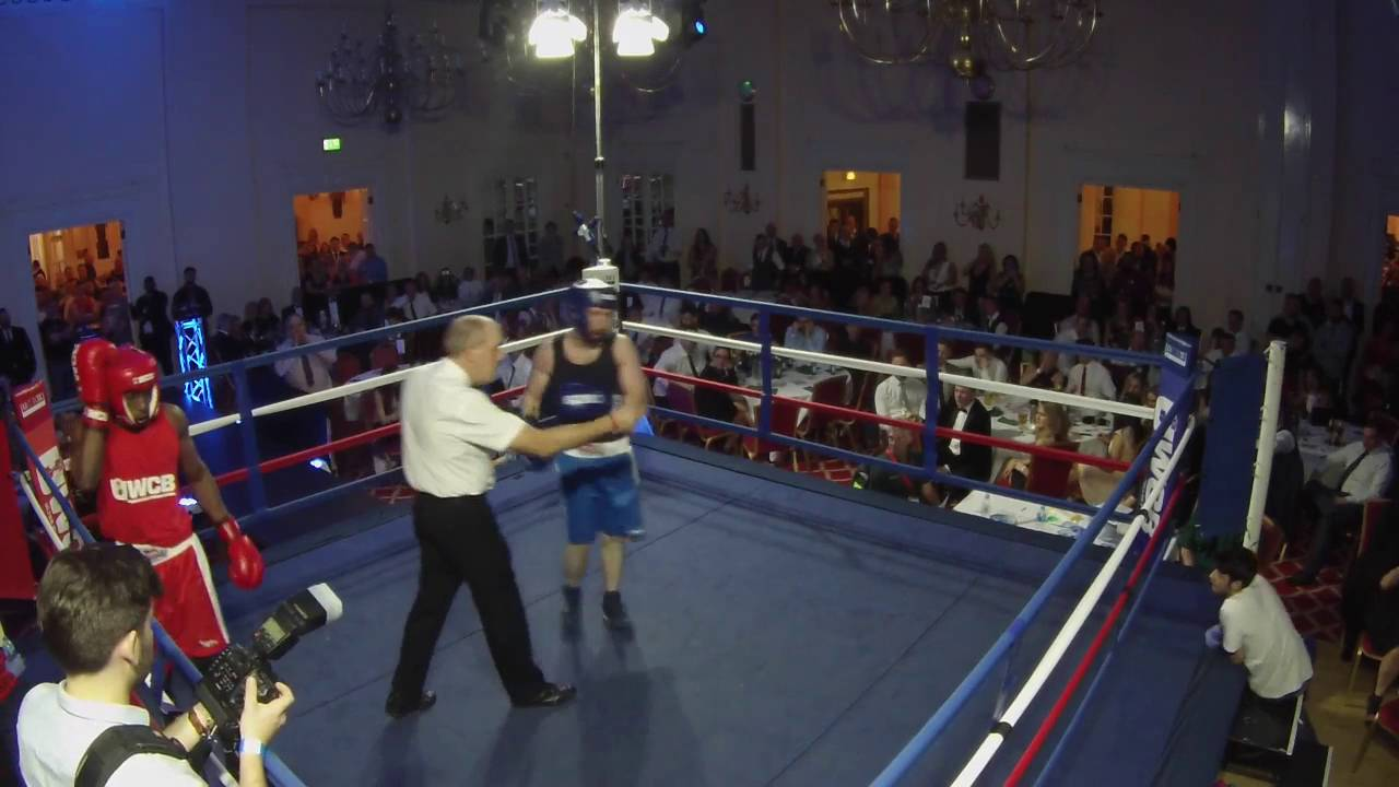 Ultra White Collar Boxing >> Ultra White Collar Boxing Liverpool Fight 5 Youtube