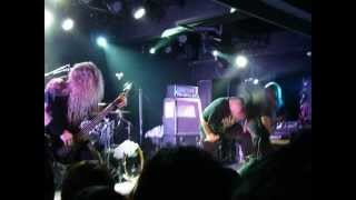 Cannibal Corpse - Make Them Suffer(Live in Taipei 2012/10/21)