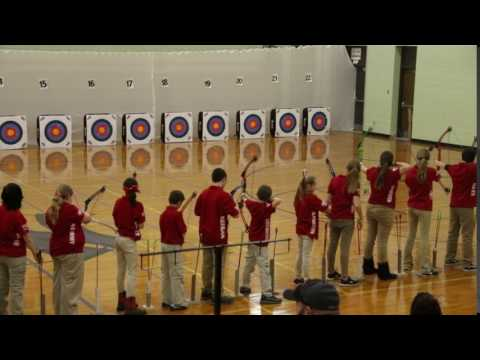 Ottumwa Archers4 @ 15 meters - Nodaway Valley High School