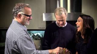 Pumpkin Soup With Sirott And Murciano And The Bannos Brothers - Wgn Holiday Recipes