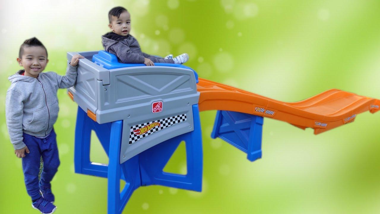 Children's Roller Coaster Fun CKN