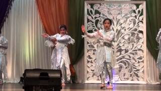 Sana Sathaye- Rotary club NJ dance competition - 2015