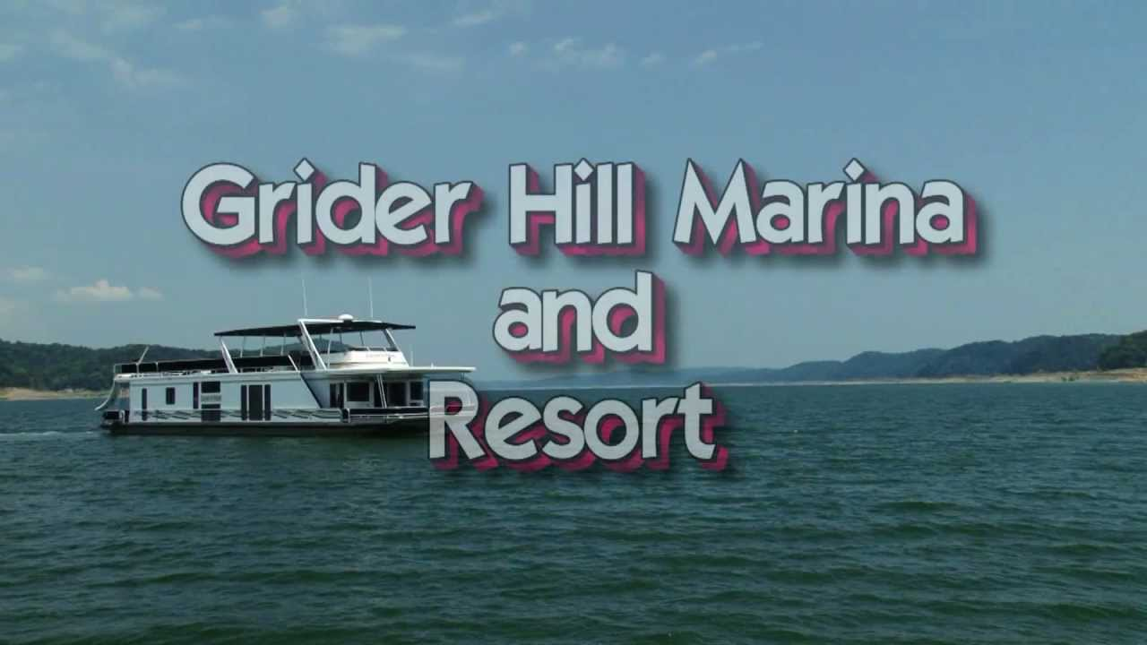 Grider Hill Marina and Resort 18X93 Tyme2Play  YouTube