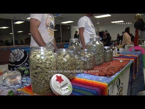High Desert Cannabis Mixer / Adelanto  RAW FOOTAGE