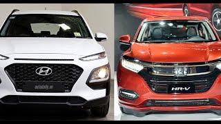 Honda HR-V 2018 vs. Hyundai Kona 2018: Bạn chọn xe nào?  AUTODAILY....