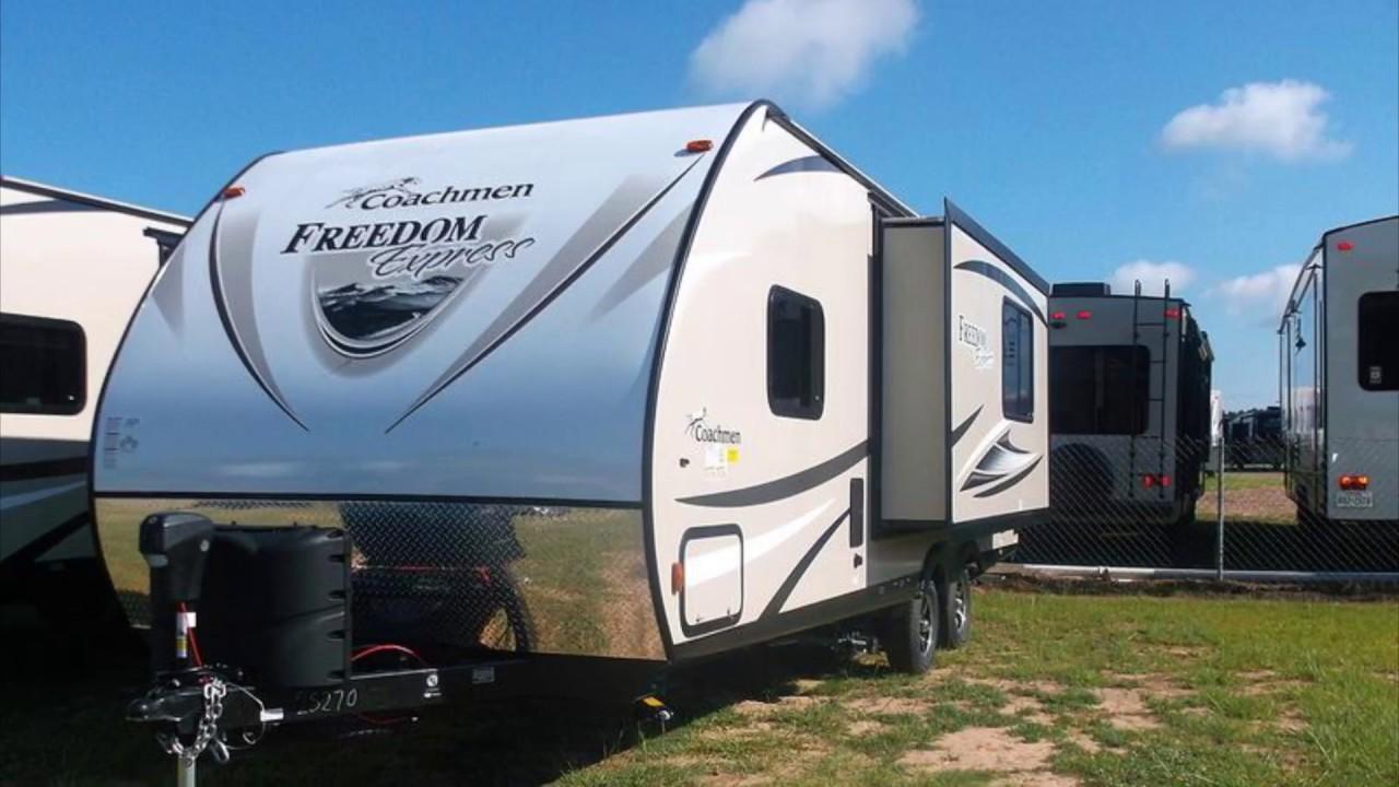 new 2017 coachmen freedom express ultra light 246rks trailer for sale in shreveport la youtube. Black Bedroom Furniture Sets. Home Design Ideas