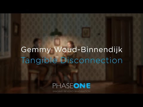 Gemmy Woud-Binnendijk - Tangible Disconnection | Phase One