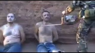 The Mexican Cartel Chainsaw Murders | The Story Of Felix Gamez Garcia & Barnabas Gamez Castro