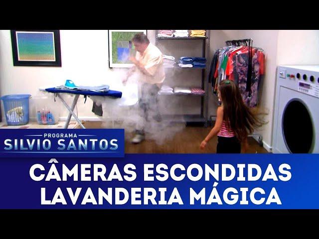 Lavanderia Mágica | Câmeras Escondidas (02/12/18)