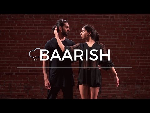 Baarish Dance | Bollywood Contemporary Choreography by Shereen Ladha | Half Girlfriend