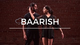 Baarish Dance | Bollywood Contemporary Choreography by Shereen Ladha| Half Girlfriend