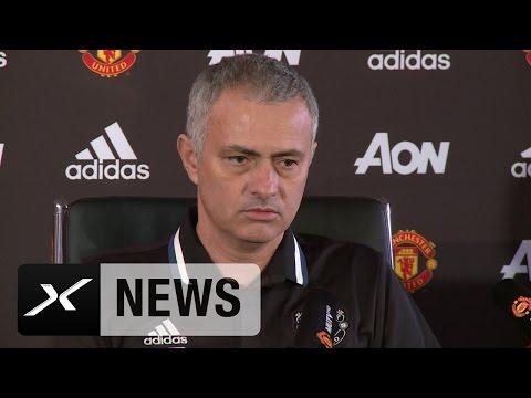 Jose Mourinho: Mit Wayne Rooney zu Titeln | Manchester United - FC Southampton | EFL Cup