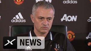 Jose Mourinho: Mit Wayne Rooney zu Titeln   Manchester United - FC Southampton   EFL Cup