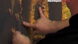 Installing Digital Wallcovering (PART 3)