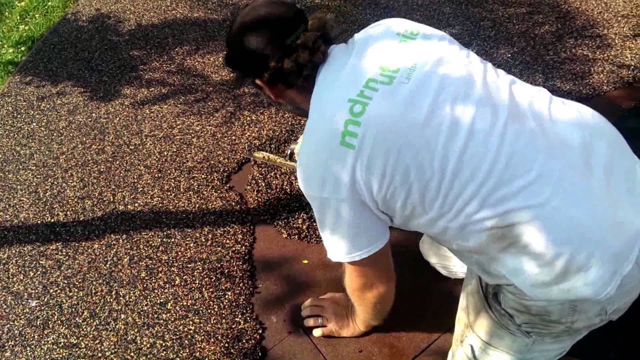 Mdrnutopia rubber driveways and surfaces youtube mdrnutopia rubber driveways and surfaces solutioingenieria Images