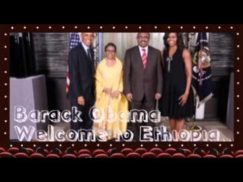 Obama Ethiopia song