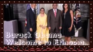 Obama Ethiopia song