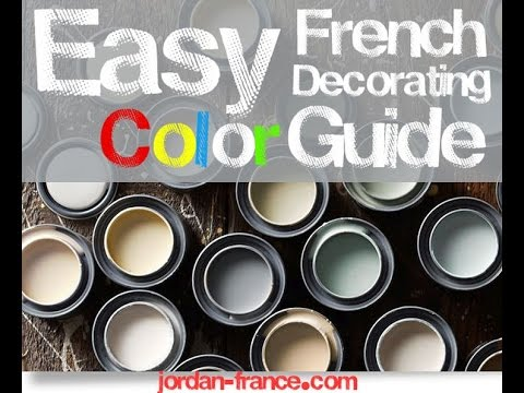 Experts guide to french provincial decoration wall paint for French provincial paint colors