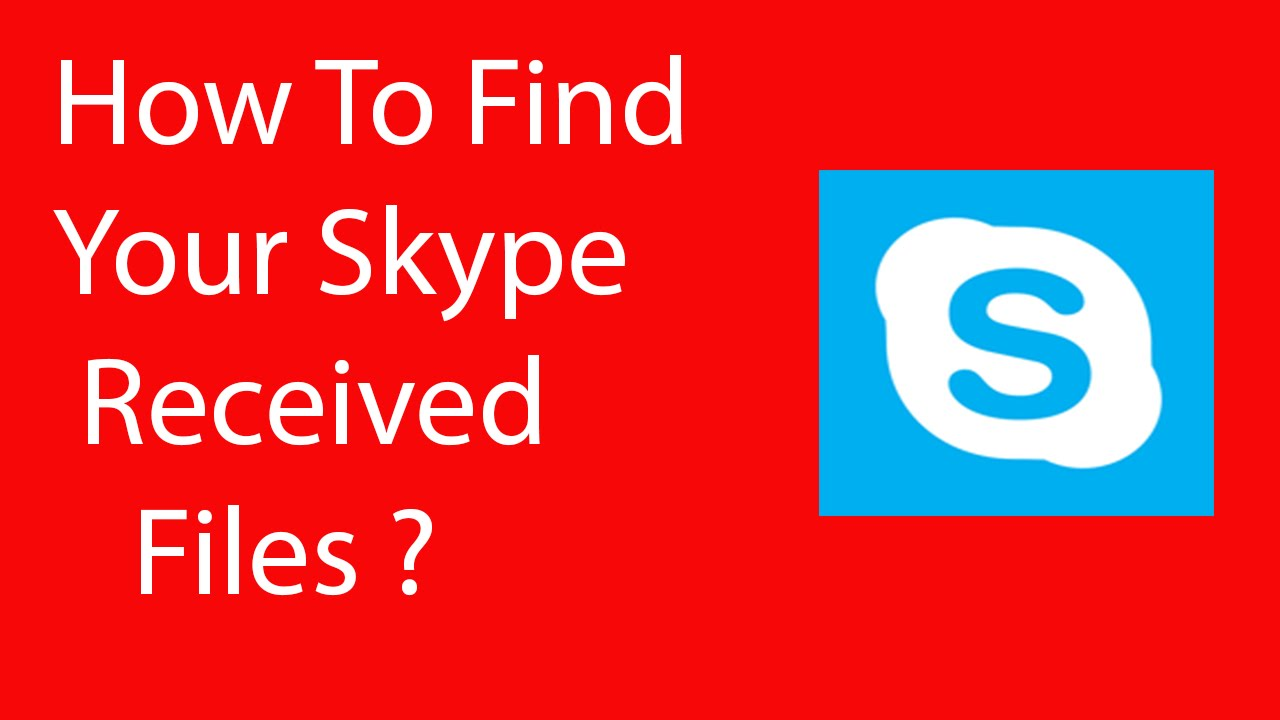 How To Pdf Files From Skype