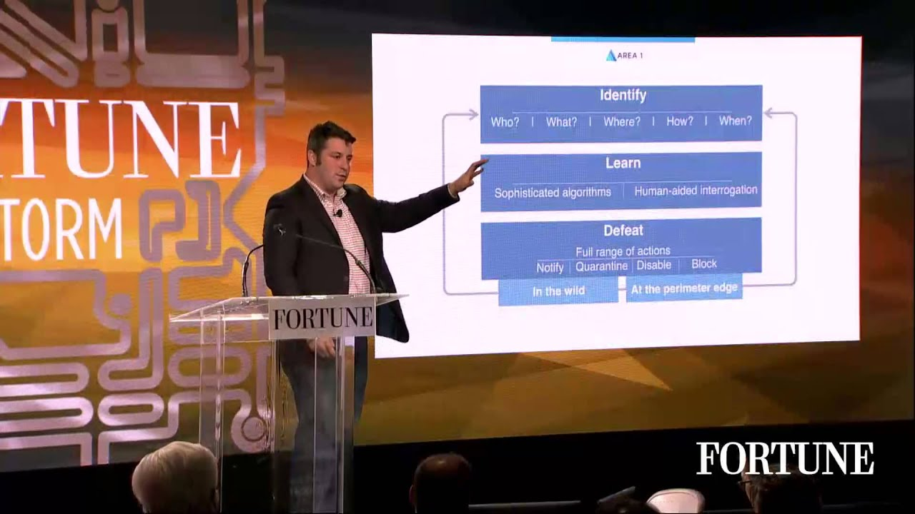 Unicorn Idol at Fortune' Brainstorm Tech 2015 | Fortune
