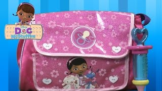 Doc McStuffins Baby Baby Nursery Diaper Bag Set from Just Play