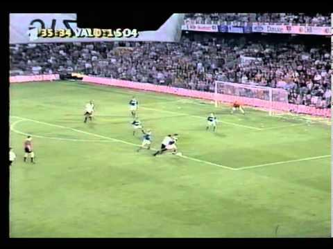 uefa cup 1996 1997 fc valencia fc schalke 04 1 1 r ckspiel komplett youtube. Black Bedroom Furniture Sets. Home Design Ideas
