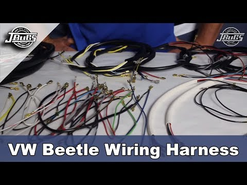 [FPWZ_2684]  VW Complete Wiring Kit, Beetle 1970-1971: VW Parts | JBugs.com | Vw Beetle Wiring Harness |  | JBugs