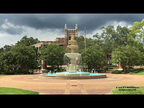 Downtown Florence, AL: Court St./University Of North Alabama