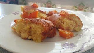 Patatesli (Havuçlu)Kek Tarifi-Pratik Kek Tarifleri