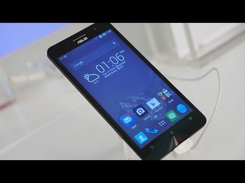 ASUS Zenfone 6 First Look! [CES 2014]