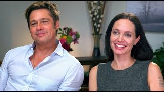 Angelina Jolie & Brad Pitt | Today Show - Interview | October 31, 2015