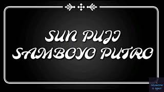 Samboyo Putro - Sun Puji mp3 #fotographer #singobarong #jarananindonesia