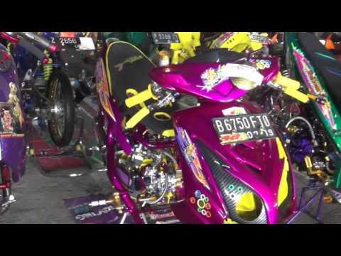 Modifikasi Mio Soul Street Racing  thailook