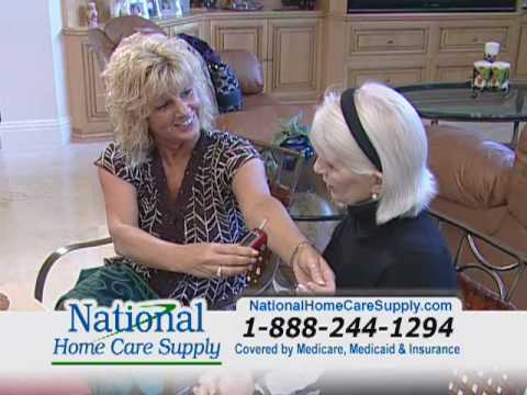 National Home Care Supply - Free Glucose Meter